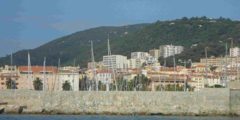 Retour à Ajaccio