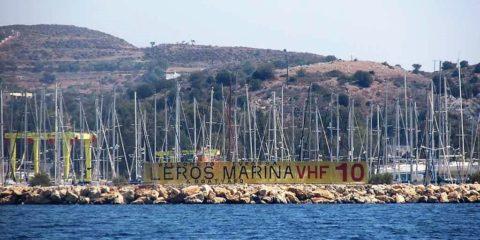 Leros – Lakki marina