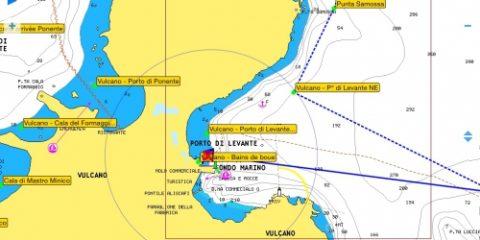 Vulcano : Porto di Levante