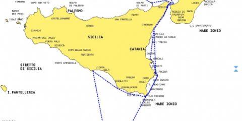 Iles Eoliennes et Malte 2014
