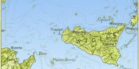 Mer de Sicile