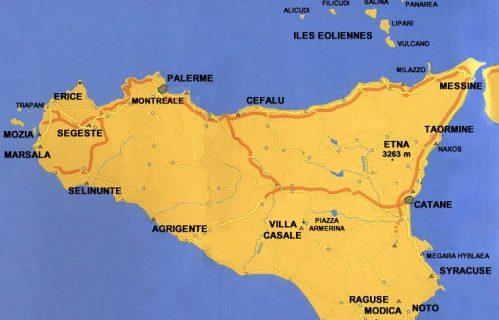 Histoire des Iles Eoliennes