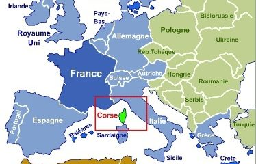 La Corse, au coeur de la Méditerranée