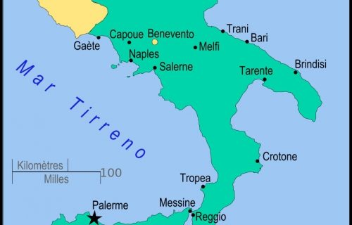La Sicile normande : (2) la fin du rêve