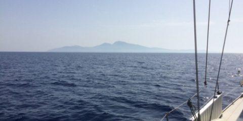 Traversée vers Pantelleria