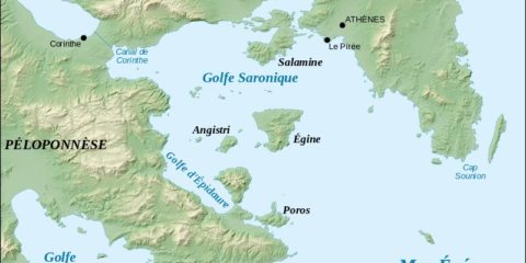 Iles du Golfe Saronique